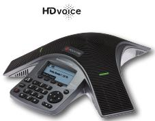 Click for large view of a Polycom SoundStation IP 5000 Conference Speaker Phone.